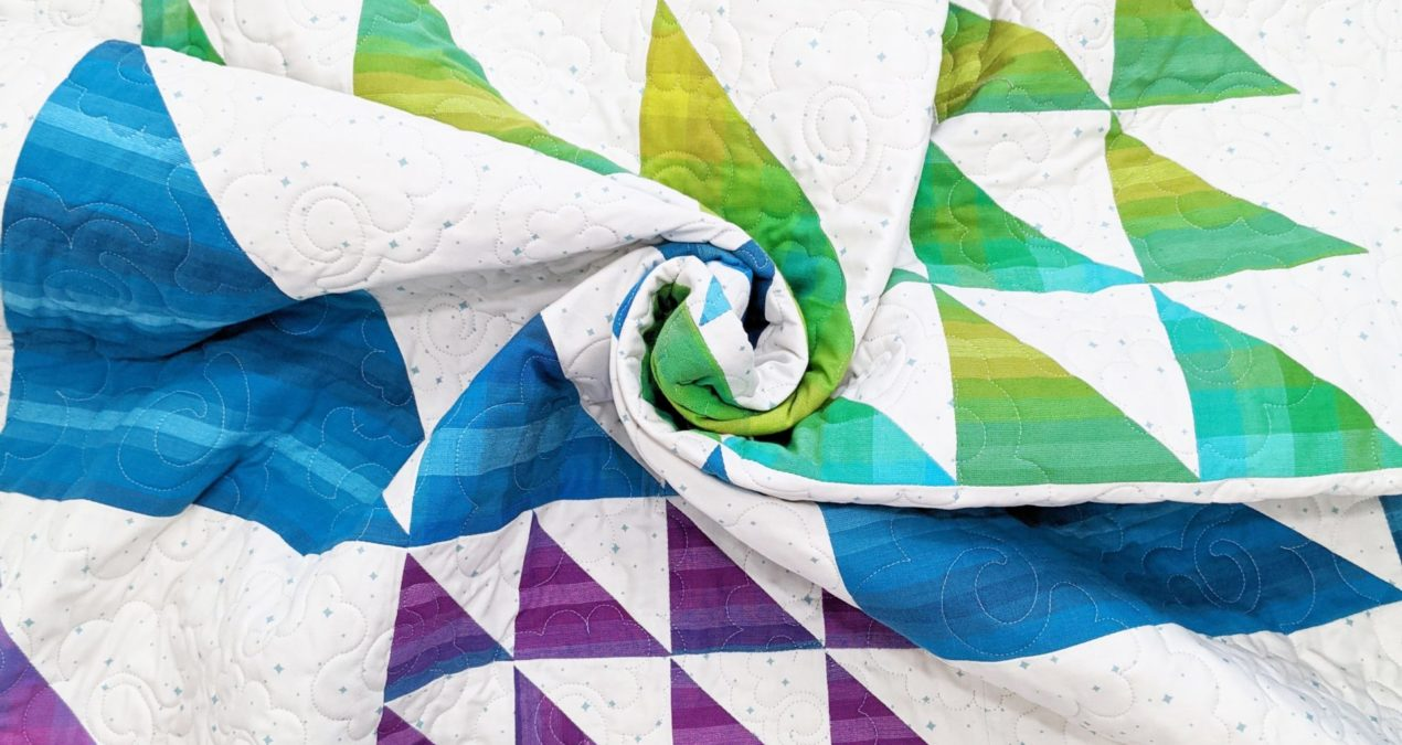 Vertex (the rainbow kaleidoscope one)